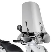 GIVI Windscherm  excl. montagekit 1117A
