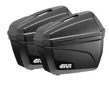 GIVI E22 valises noir