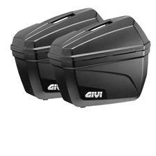 GIVI E22 zijkoffers zwart