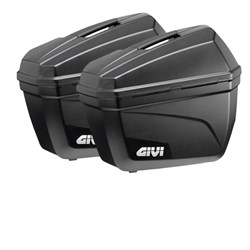GIVI : E22 zijkoffers - zwart