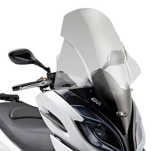 GIVI Verhoogd transparant windscherm - ST D6103ST