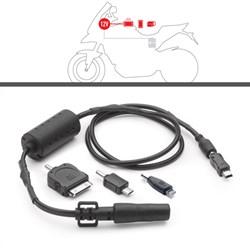 GIVI : Connection pour appareils monté sur le guidon - S112