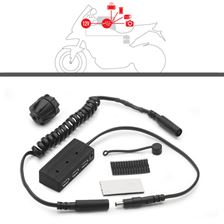 GIVI Power hub kit voor tanktassen S111
