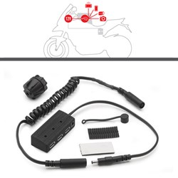 GIVI : Power hub kit voor tanktassen - S111