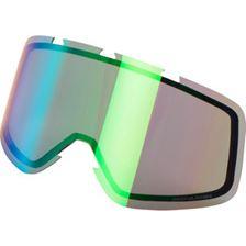 SHARK Drak/Raw/Vancore/Explore-R Lentilles de lunettes Iridium verts