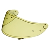 SHOEI Vizier CWR-1 High Definition Geel (Pinlock voorbereid)