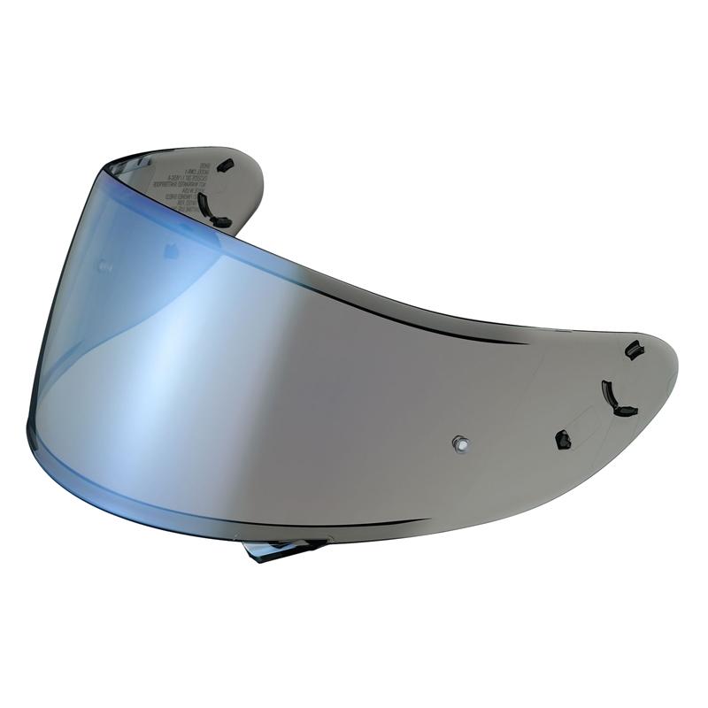 Shoei vizier cwr 1 spectra blauw voorzien voor pinlock rad eu - Winkel mellow geel ...