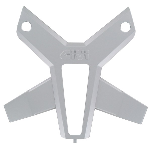 GIVI Cover M7 plaat zilver CM7A900