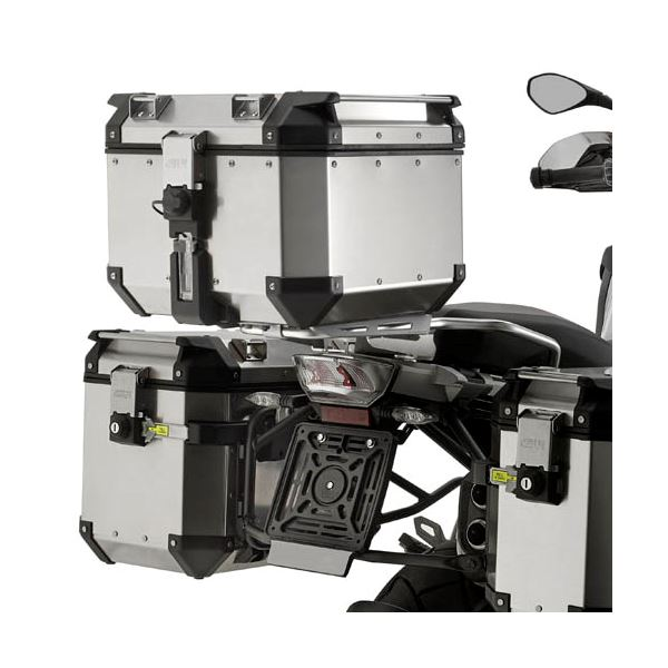 GIVI Topkofferhouder aluminium - SRA SRA5112