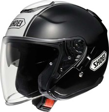 SHOEI J-Cruise Corso Zwart-Wit TC-5