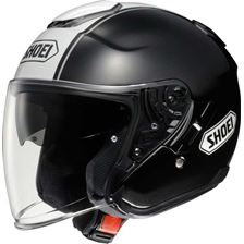 SHOEI J-Cruise Corso Noir-Blanc TC-5