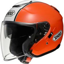 SHOEI J-Cruise Corso Orange-Blanc-Noir TC-8