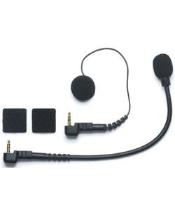 CARDO : Set Micro ( Boom en corded) G9 - Set de microphone tige et fil
