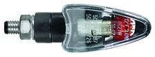 CHAFT Blaster (per paar) Zwart met transparante lens