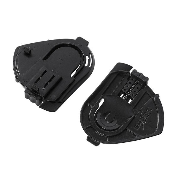 SHARK S600/S650/S700/S800/S900/Ridill Fix. visière Noir