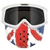 SHARK Drak/Raw Bril + masker Union Jack