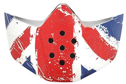 SHARK Drak/Raw Masker Union Jack