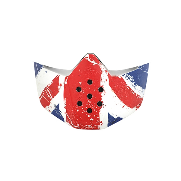 SHARK Drak/Raw Masker Union Jack