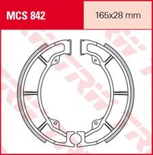 TRW Mâchoires de freins MCS842