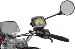 PAASCHBURG & WUNDERLICH : Fixation rétroviseur - GPS