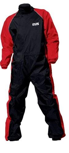 IXS Orca Evo Zwart-Rood