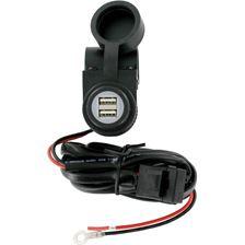 RAD 12V prise guidon USB  output 5V / 3,3A - 1m70