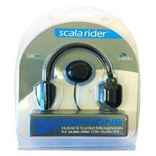 CARDO Microfoon G-9X Set van staaf- en draadmicrofoon