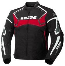 IXS Activo Noir-Rouge-Blanc Hommes
