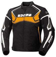 IXS Activo Noir-Orange-Blanc Hommes