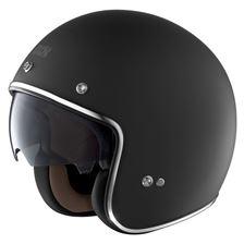 IXS HX 77 Mat zwart