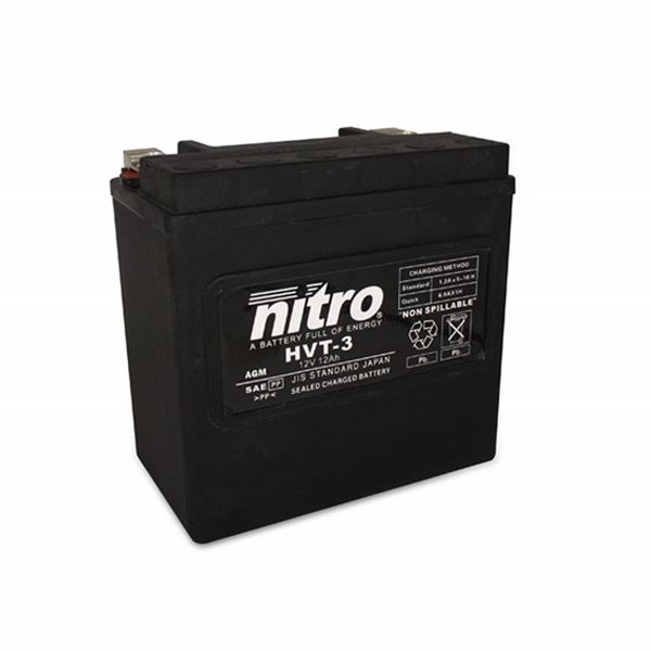 NITRO Batterie fermée HVT HVT 03