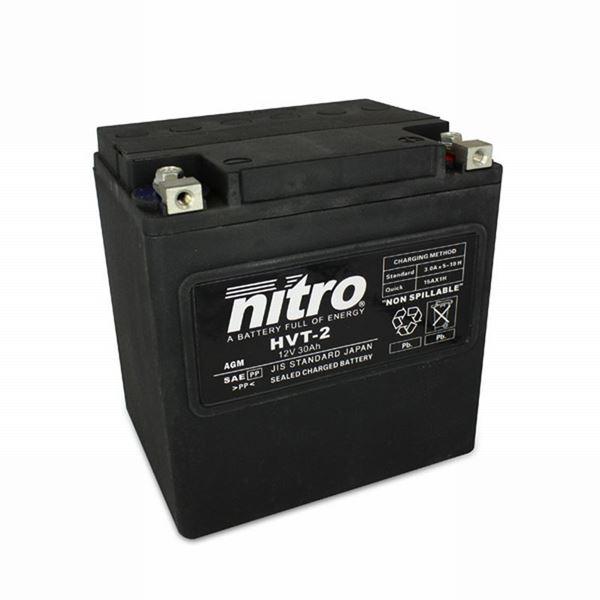 NITRO Batterie fermée HVT HVT 02