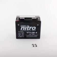 Gesloten batterij onderhoudsvrij YT12B-4
