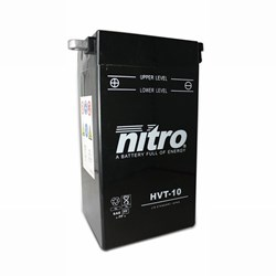 NITRO Conventionele batterij antisulfatie
