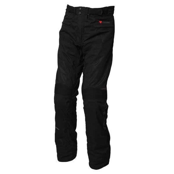 MODEKA Breeze Pants Noir Taille longue