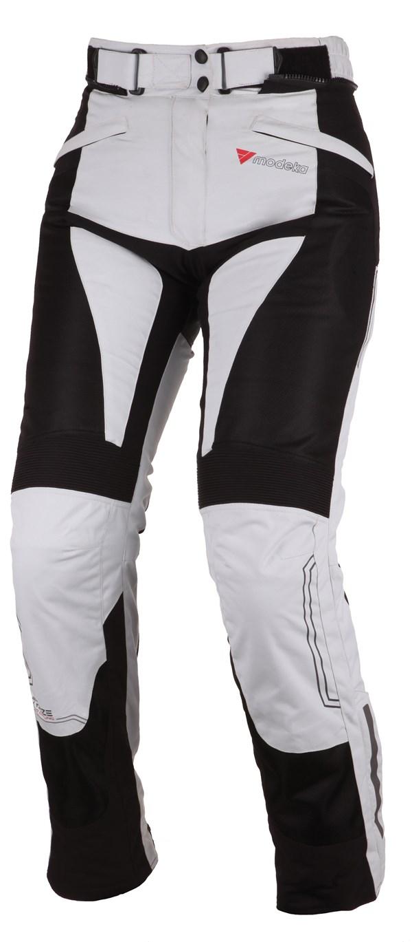 MODEKA Breeze Pants Grijs-Zwart Lang
