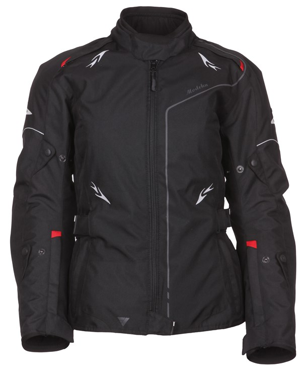MODEKA Scarlett Lady jacket Zwart