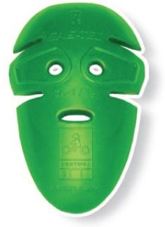 HELD : Sas-Tec Protection Genou kind - Vert