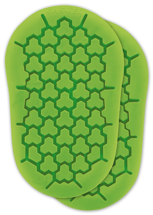 SAS-TEC Heupprotectorset Groen