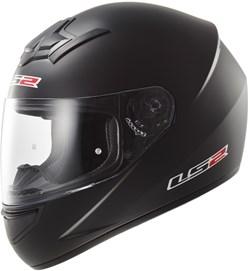 LS2 : FF352 Rookie Solid noir mat - Noir Mat
