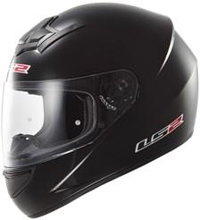 LS2 FF352 Rookie Solid Zwart