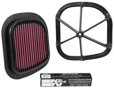 K&N Filtres à air KT-4511XD
