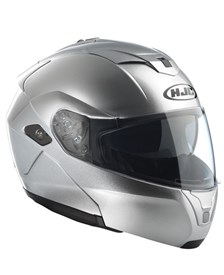 HJC SY-MAX III Argent