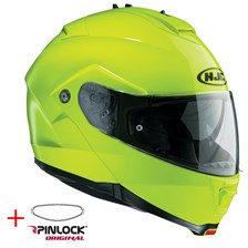 HJC IS-MAX II Jaune Fluo