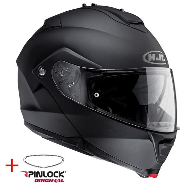 HJC IS-Max 2 avec Pinlock Noir Mat