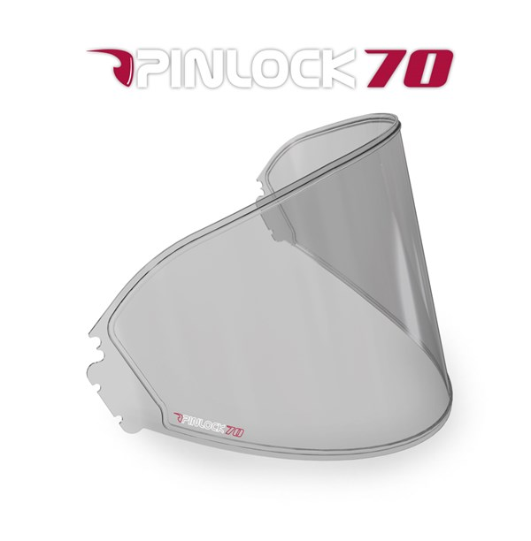 HJC Pinlock lens DKS088 voor HJ05/HJ09/HJ17 getint