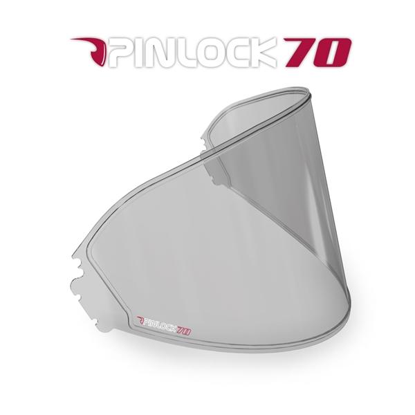 HJC Lentille Pinlock DKS088 pour HJ05/HJ09/HJ17 Légèrement fumée