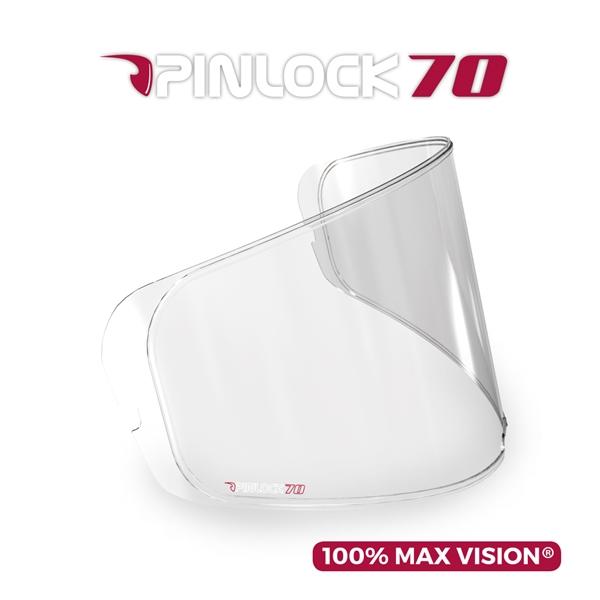 HJC Pinlock lens DKS111 voor HJ-20M helder