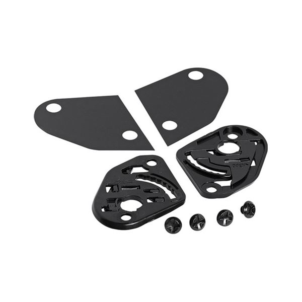 HJC IS-MAX (II) / SY-MAX 3 kit fixation visière noir