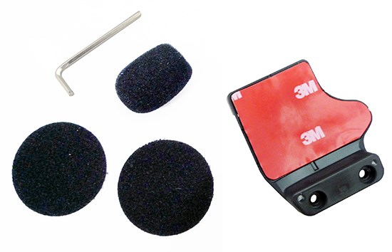 SENA SMH10 accessoires de fixation